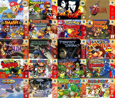 best nintendo 64 the 20 best selling nintendo 64 of all time gaming