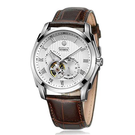 s watches binlun s high end ruby mechanic