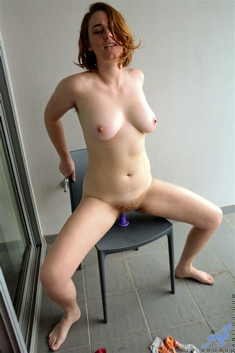 This Busty Redhead Woman Doesn T Need Cock Photos Molly