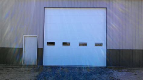 Commercial Garage Door Gallery Sunrise Door Woodworks Inc 12x12 Overhead Door