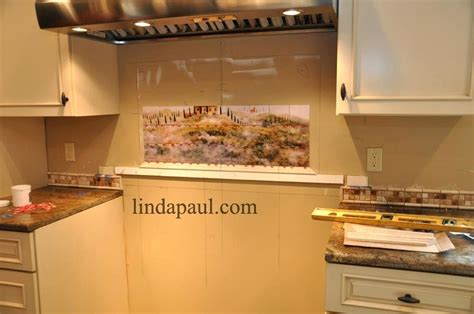 install tile backsplash to install a mosaic tile in a