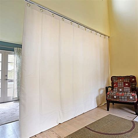 ceiling curtain room divider buy room dividers now small ceiling track room divider kit