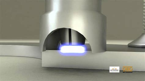 capacitor discharge resistance welding stud welding animation showing capacitor discharge arc cycle processes