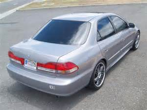 autoland 2001 honda accord ex custom paint rims drop