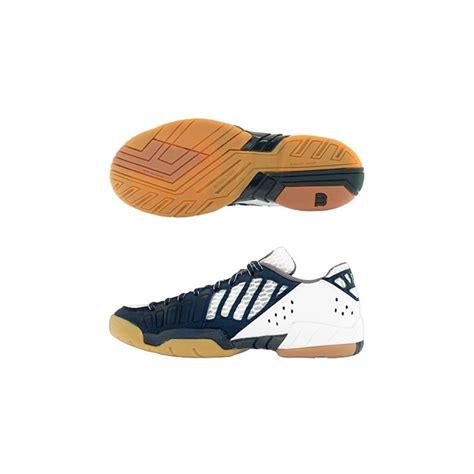 Ardiles Federer White Navy Badminton Shoes wilson em6 badminton shoes white navy