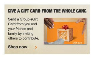 Gift Cards Sold At Home Depot - home depot gift cards