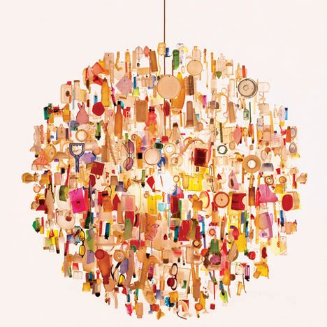 Stuart Haygarth Beautiful From Waste this weeks inspiration amazing recycled that