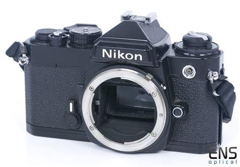 nikon classic nikon fe 35mm classic slr black 3763062