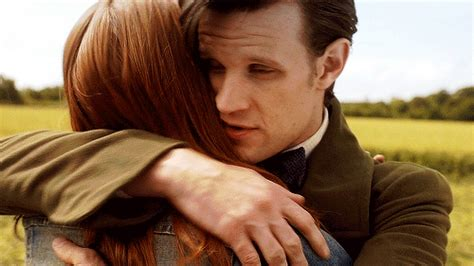 comfort hug gif doctor who hug gif find share on giphy
