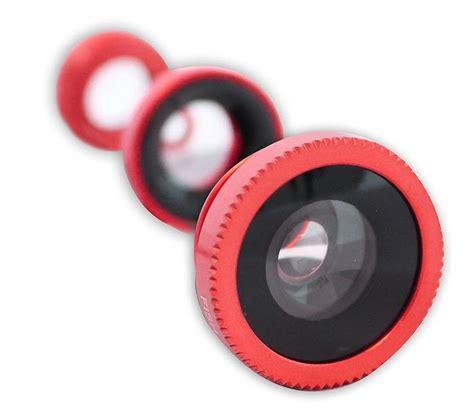 Lensa Cembung Smartphone 5 lensa tambahan untuk smartphone yang wajib kamu miliki