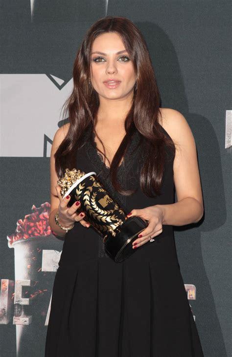 mila kunis 2014 mila kunis at mtv movie awards 2014 in los angeles