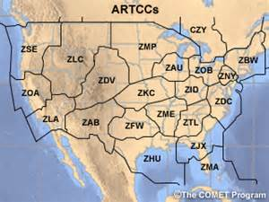 us artcc map impact of weather on air traffic management print version
