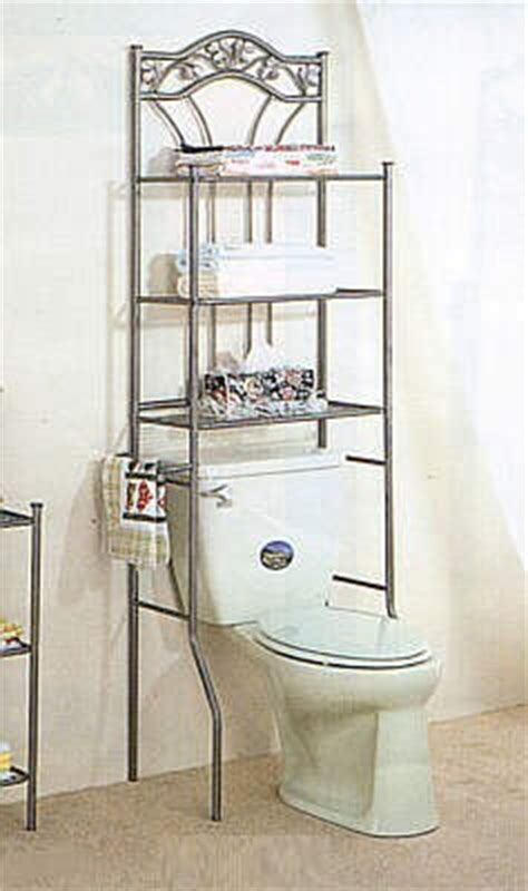 toilet rack for bathroom over toilet shelving creates bathroom space