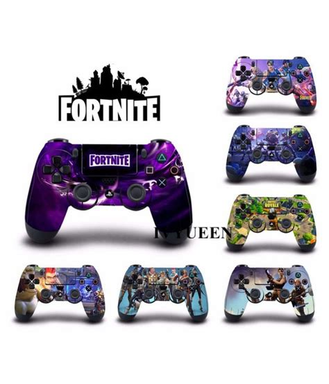fortnite vinyl stickers fortnite vinyl sticker ps4 skin decal sticker for playstation4
