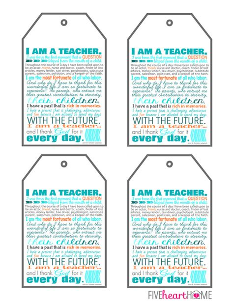 free printable quote tags printable teacher appreciation quotes quotesgram