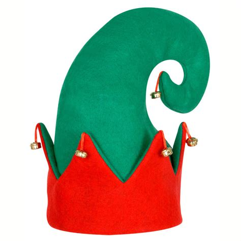 bulk christmas stuff to wear party supplies felt elf hat