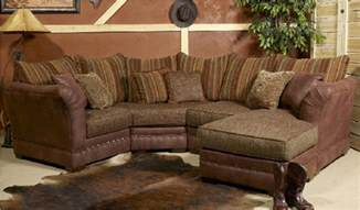 rustic sectional sofa sofas center large rustic leather