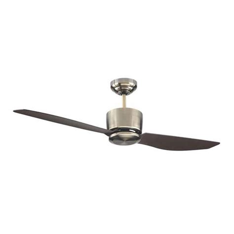 no blade ceiling fans fanco icon 2 blade ceiling fan bacera