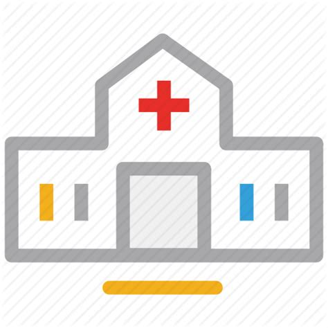 emergency room icon building emergency room hospital center icon icon search engine