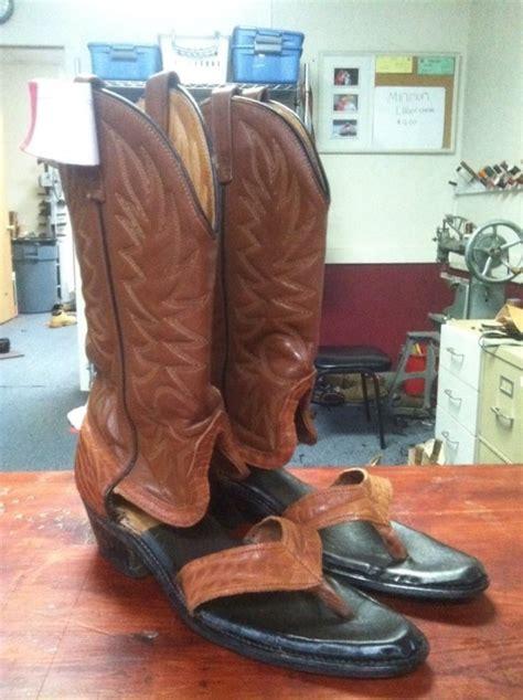 cowboy boot flip flops wee s