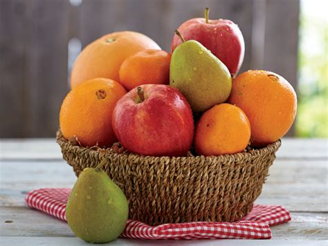 apples and oranges for new year all seasons fruit gift basket