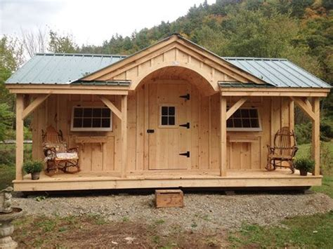 chalet home plans vt the 12 x 20 gibraltar cabin is a post and beam cottage