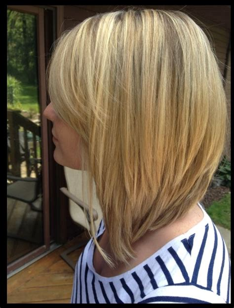 angled lob haircut 1000 images about hair is the richest ornament of women