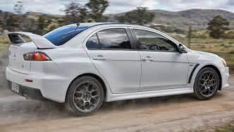 new lancer car 2015 mitsubishi lancer evolution edition new car