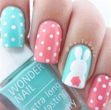 easter ideas 2017 10 easter acrylic nails designs ideas 2017