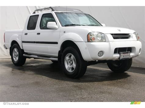 2002 nissan frontier interior 2002 cloud white nissan frontier se king cab 81349028