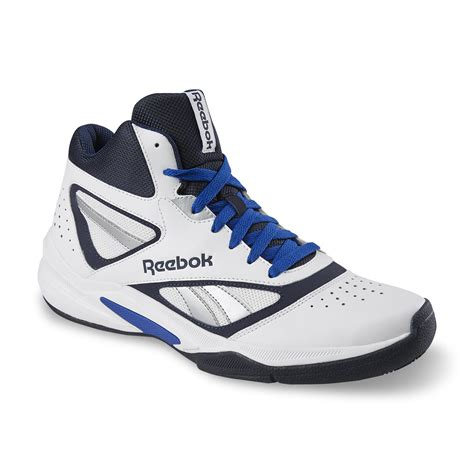 mens high top athletic shoes reebok s baseline 1 0 high top basketball athletic