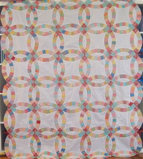 Ballarat Patchwork - the marmalade cat patchwork designs wedding ring