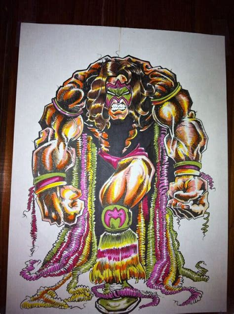 ultimate warrior tattoo 17 best images about the ultimate warrior on