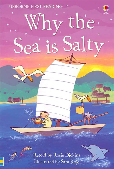 what is a salty why the sea is salty at usborne children s books