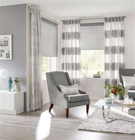 gardinen rollos wohnzimmer gardinen und plissee onlineshop