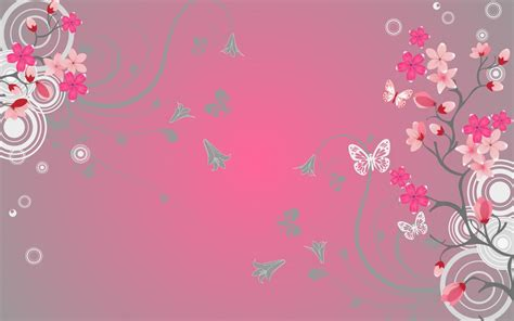pink butterfly wallpapers wallpaper cave