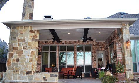 patio cover allen tx dfw area texas custom patios