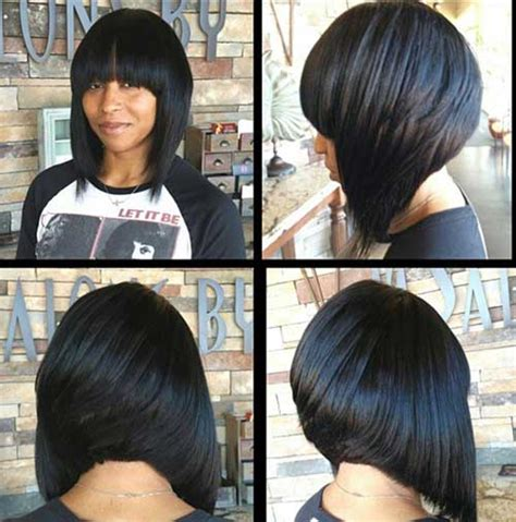 quick weave bob hairstyles pictures inverted bob quick weave short hairstyle 2013