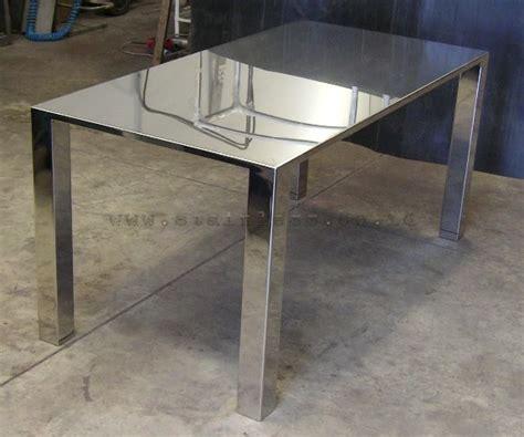 Meja Makan Stainless Steel jual meja stainless steel kontraktor stainless jakarta