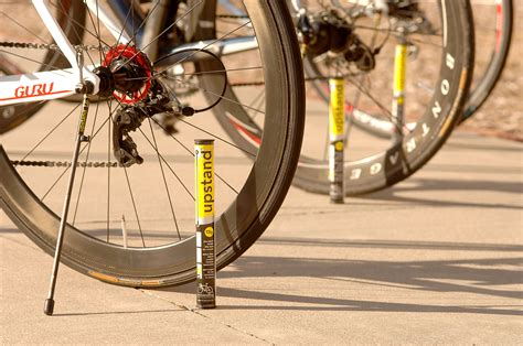 Bike Stand United Lipat upstand bicycle stand designed by the upstanding bicycle company call 919 590 0328 to order