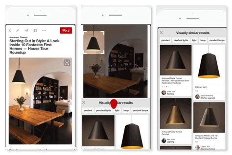 How To Search On Pintrest Adds Quot Visual Search Tool Quot Surefire Search Marketing
