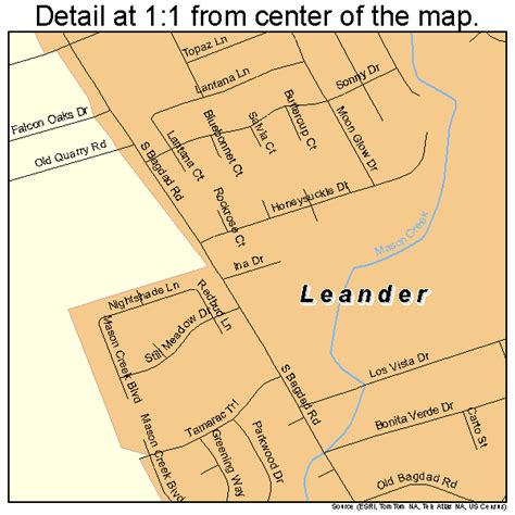 map of leander texas leander tx pictures posters news and on your pursuit hobbies interests and worries