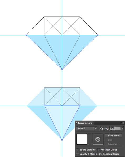 Vector Gem Tutorial | create a set of flat precious gems icons in adobe illustrator