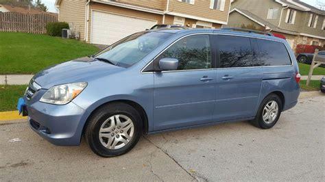 2006 Honda Odyssey Ex L by 2006 Honda Odyssey Ex L For Sale In Il 5miles