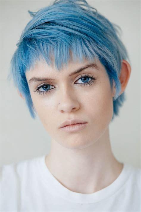 pixie haircut stories 204 best images about creative color on pinterest short