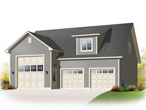 Large Garage Plans by Free Garage Plans With 2 Large Door Pictures To Pin On