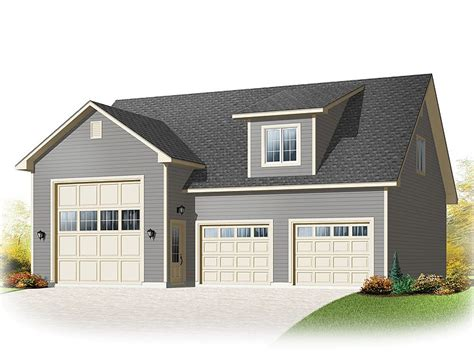 shop plans with loft rv garage plans rv garage plan with loft 028g 0052 at