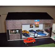 Diorama Garage 1/43  1/43&232me Mod&233lisme Et Mod&232les