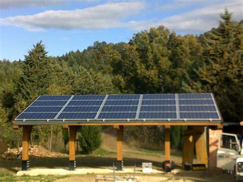 tettoia fotovoltaica foto tettoia fotovoltaica 4 6 kwp di 2f impianti 43249