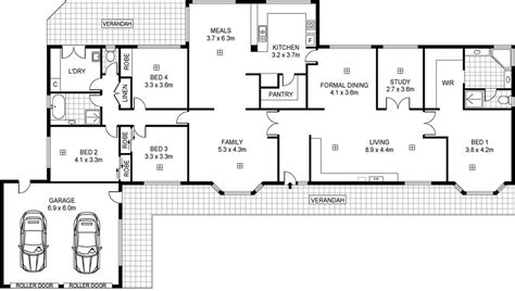 av jennings house floor plans av jennings house plans 1960s home design and style
